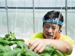 ForbesJapan:10年前「変人」と言われた農家が、いまメディアで取り上げられる理由