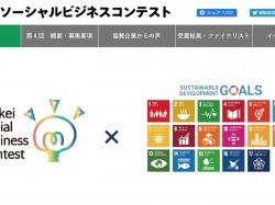日経ソーシャルビジネスコンテストで優秀賞を受賞しました
